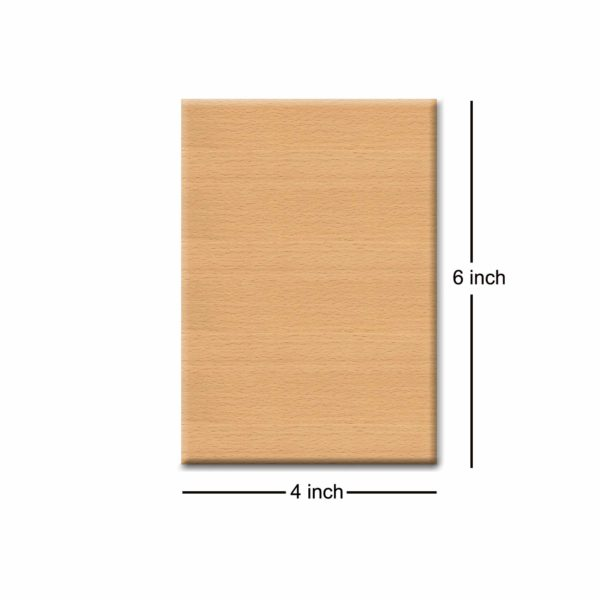 Wooden Frame with size
