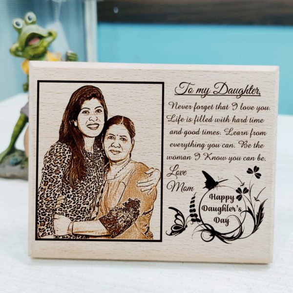 Personalized Gift For Duaghter's Day